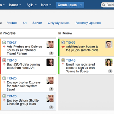 Common project management tools