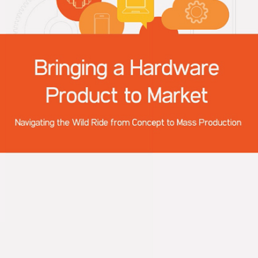 "Announcing ""Bringing a Hardware Product to Market"" (new book)"