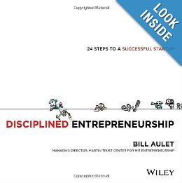 "Book Review: ""Disciplined Entrepreneurship"""