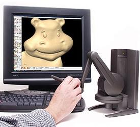 SensAble - organic CAD