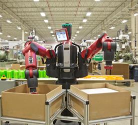 Rethink Robotics - collaborative manufacturing robot