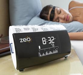 Zeo - consumer sleep monitoring system