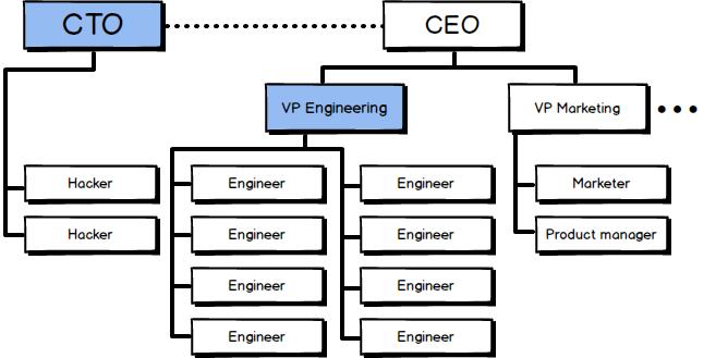 CTP versus VP Engineering