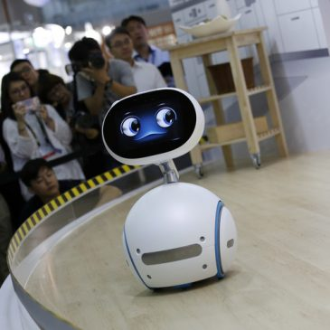 Robots are moving in to our homes, but there's no killer app